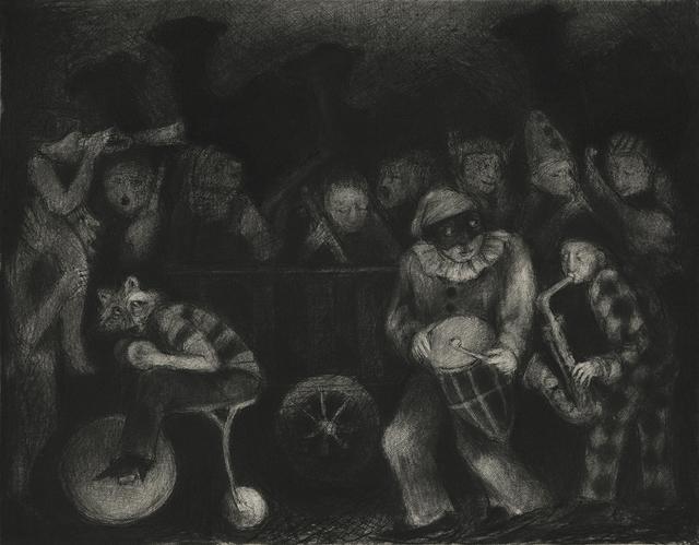, 'The Miraculous Journey of a Little Vixen VI,' 2014, Pratt Contemporary
