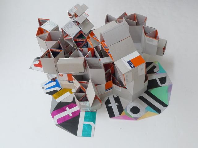 , 'Light House (Osram): Rhyming with Folds,' 2011, Kukje Gallery
