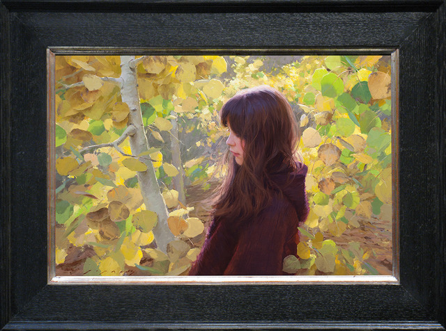 , 'October Aspens,' 2013, ARCADIA CONTEMPORARY