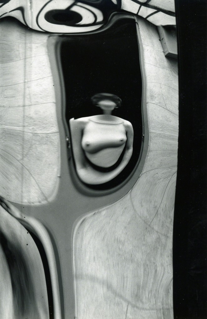 Andre Kertesz Photography Distortion
