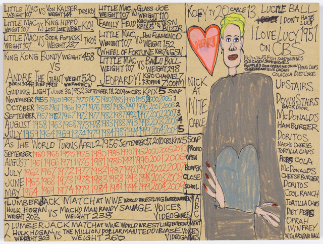 , 'Untitled,' Untitled, Creativity Explored