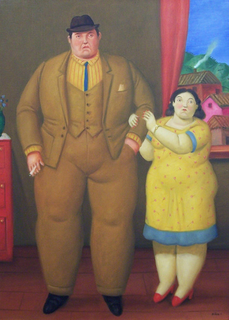 , 'Man and Woman (Pareja),' 2011, Rosenbaum Contemporary