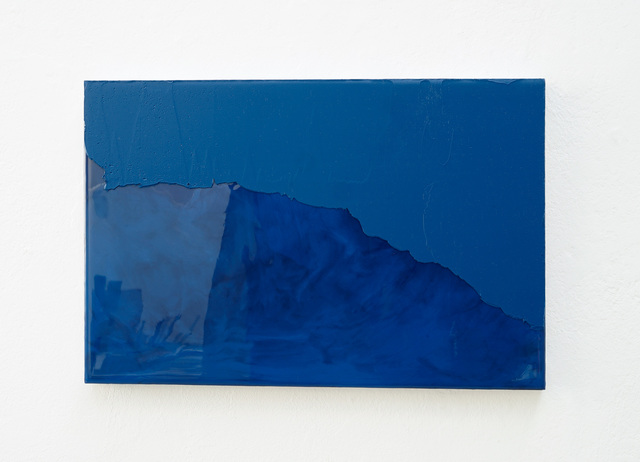 , 'BL-H11,' 2017, Galerie Floss & Schultz