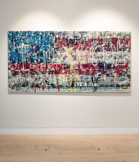 , 'Dollar Bill,' 2017, John Martin Gallery