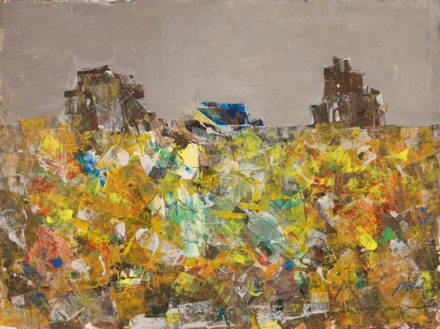 Paul-Henri Bourguignon, 'House on a Hill', Eisele Fine Art