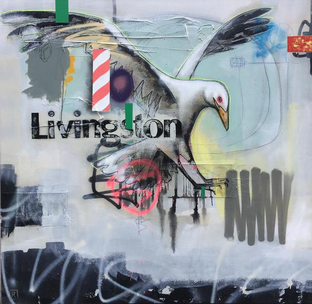 , 'Livingston Seagull,' 2017, Galerie LeRoyer