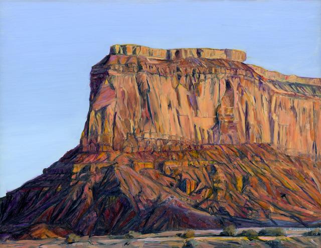 , 'Chicken Rock, New Mexico,' 2018, Sue Greenwood Fine Art
