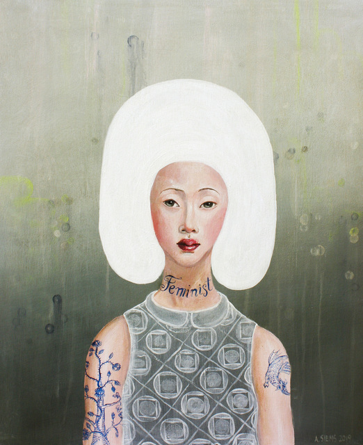 Anne Siems, 'Feminist', 2019, Russo Lee Gallery