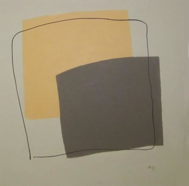 , 'One Line and Two Shapes,' 2014, Susan Eley Fine Art