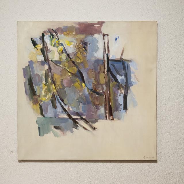 Miklos Bokor, 'Untitled', 1979, Painting, Oil on canvas, Ditesheim & Maffei Fine Art
