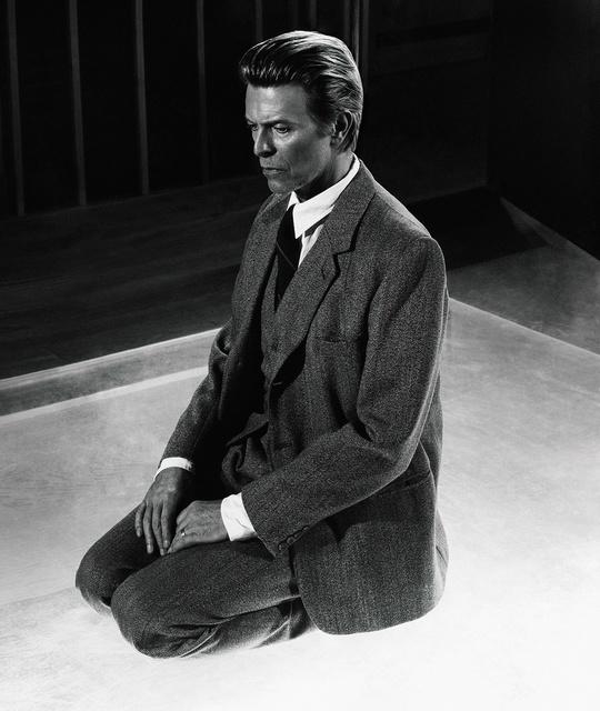 , 'Bowie Meditation 9/50,' 2002, Alisan Fine Arts