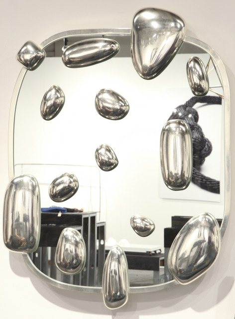 , 'Meteora Mirror,' 2012, Twenty First Gallery