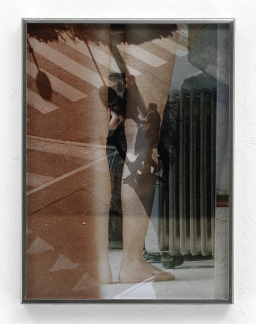 , 'Street Self-portrait #3,' 2015, Sies + Höke