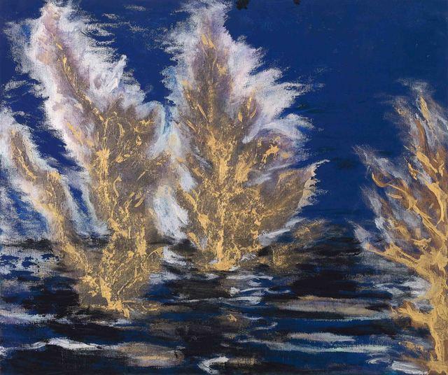 , 'New Moon,' 2011, Powen Gallery