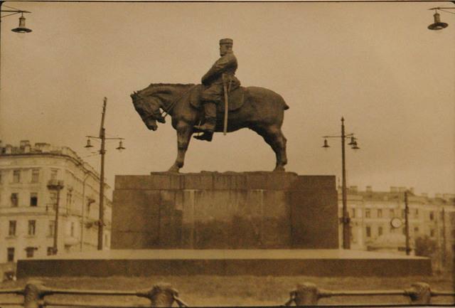 , 'The Despot - Czar Nicholas, Lenningrad,' 1930, Robert Mann Gallery
