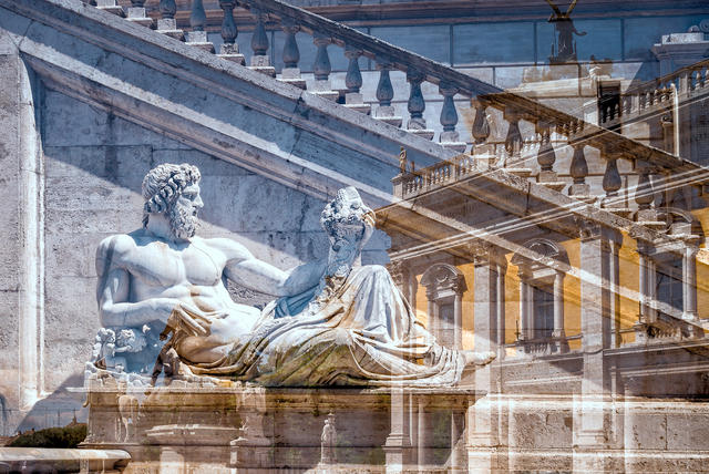 , 'Imperator (Rome, Italy),' 2017, Galerie de Bellefeuille