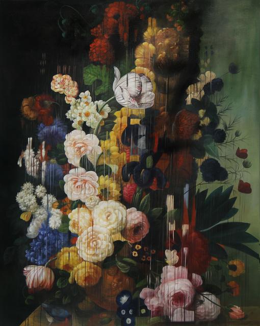 , 'Ejercicio de apropiación, flores,' 2017, MAIA Contemporary