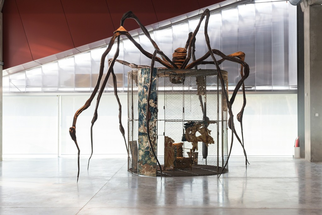 """Louise Bourgeois. Structures of Existence: The Cells"" (2015) Photo: Egor Slizyak © Garage Museum of Contemporary Art"
