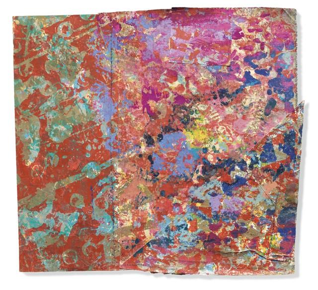 , 'Blowing Cool Red 2,' 1974, David Benrimon Fine Art