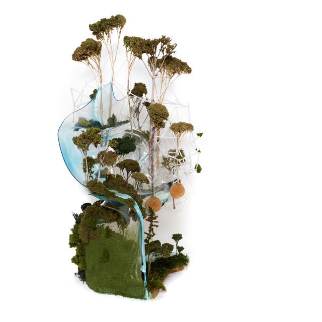 , 'Built on Petroleum 2,' 2015, Hashimoto Contemporary