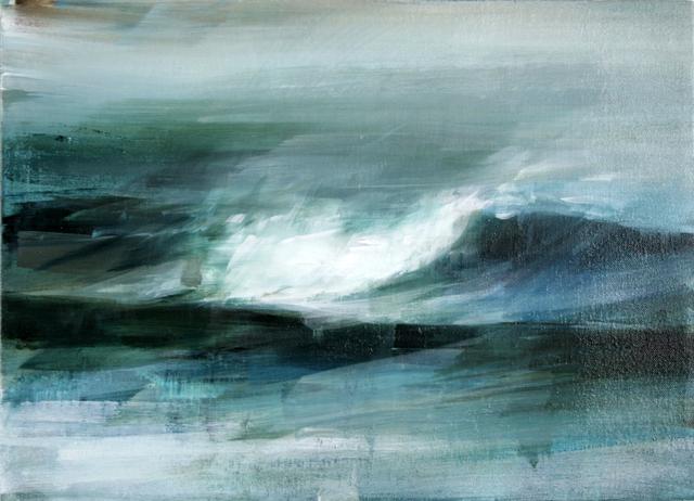 , 'Wave 20,' 2016, Hall Spassov Gallery