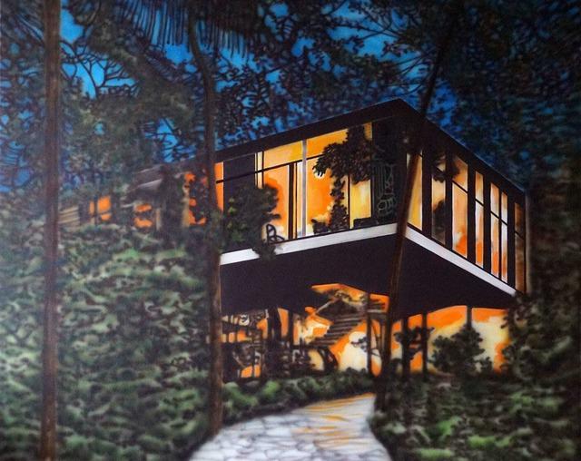 , 'Casa Bo Bardi,' 2019, Galleri Christoffer Egelund