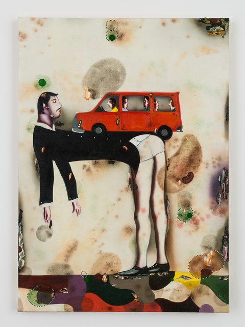 , 'Manilla File,' 2014, Christine Park Gallery