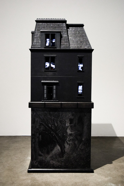 , 'Night Hunter House, AP,' , Robischon Gallery