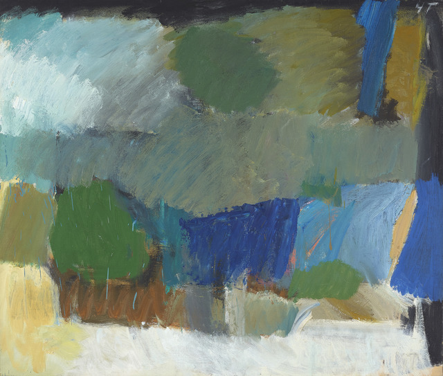 , 'Highway II,' 1957, Berry Campbell Gallery