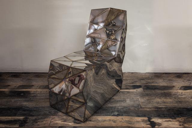 , 'Seigfreid Chair,' 2017, Armel Soyer