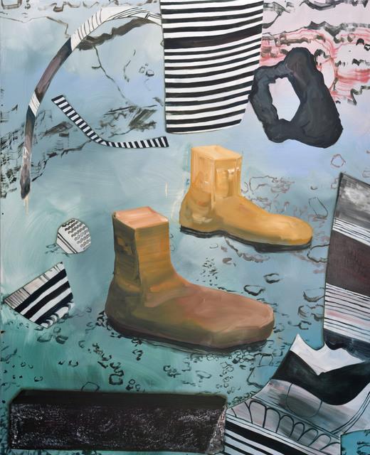 , 'Matters,' 2018, Asya Geisberg Gallery
