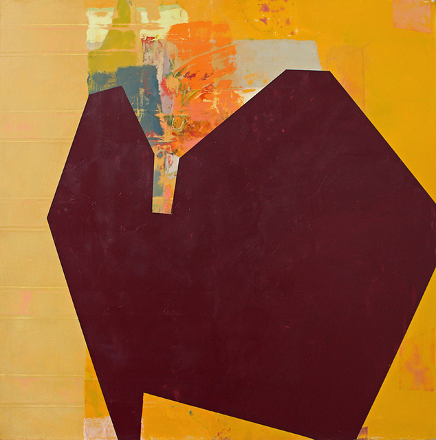 , 'Leaning Out,' 2015, Kathryn Markel Fine Arts