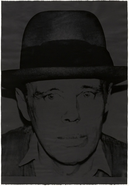 Andy Warhol, 'Joseph Beuys', 1980, Zeit Contemporary Art