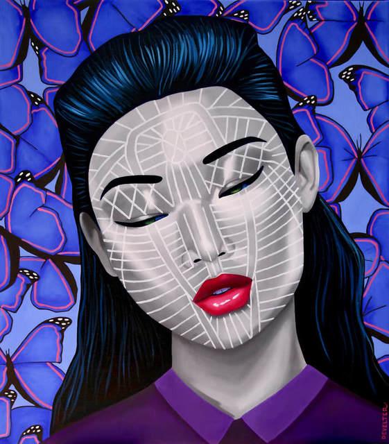 Christian Develter, 'Yanyum Chin ', Artist's Proof
