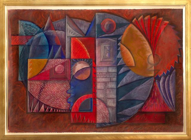 , 'Untitled,' 1997, Blue Rain Gallery