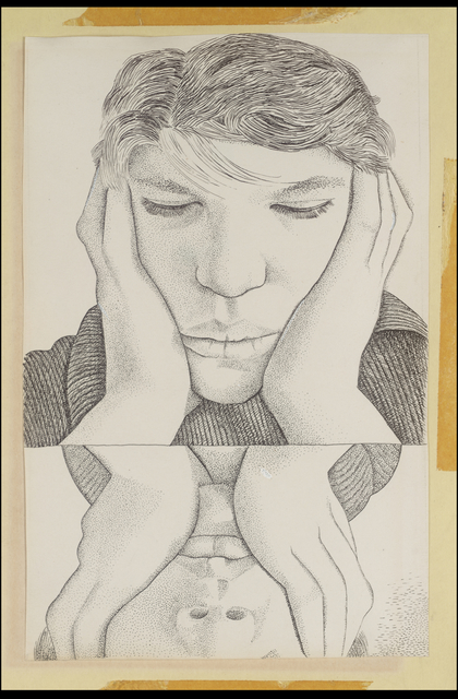 , 'Narcissus,' 1948, J. Paul Getty Museum