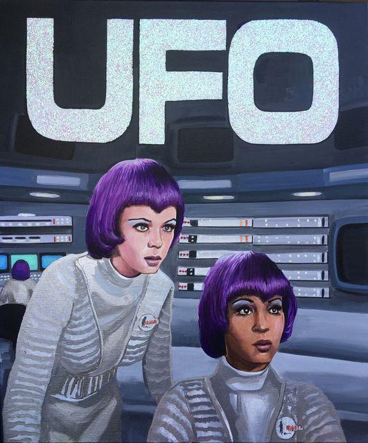 , 'UFO,' 2018, Ro2 Art