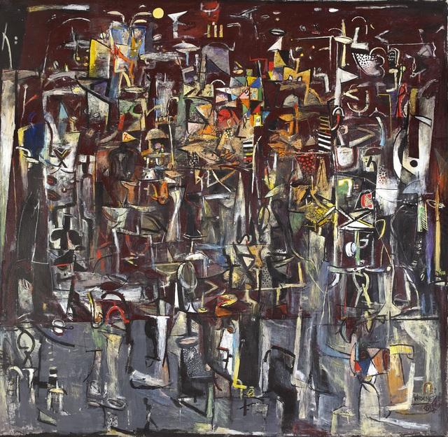 , 'Monument of Words IV,' 2017, Addis Fine Art