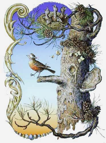 Thomas Woodruff, 'The Robin's Leap', 2000, Mireille Mosler Ltd.