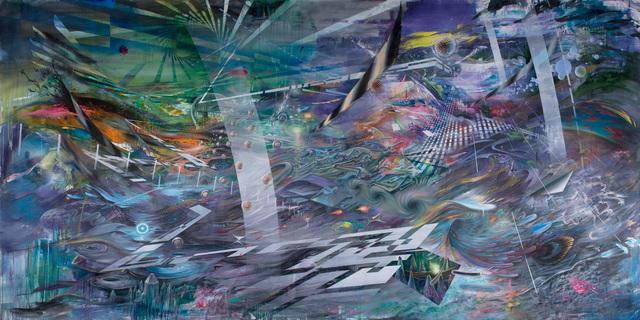 Mario Martinez (Mars-1), 'Symbiosis', 2015, The Chambers Project
