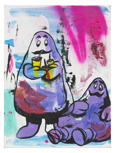 , 'Milk shake ghost nirvana,' 2015, Tatjana Pieters