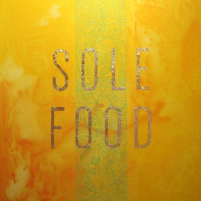 , 'SHOEICIDE SERIES: SOLE FOOD,' 2017, Contessa Gallery