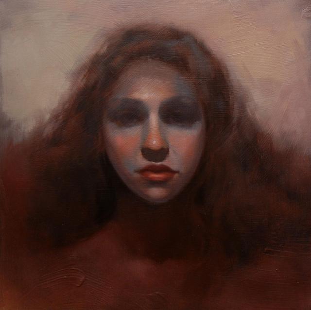 , 'Female Portrait 1,' 2015, Bowersock Gallery