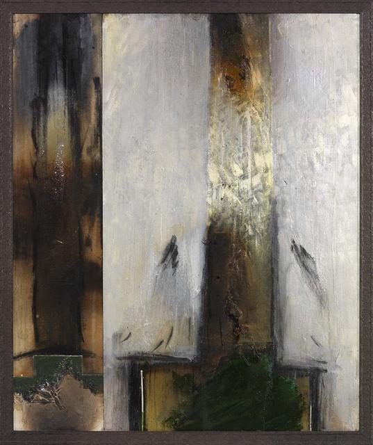 , 'Fire Painting XIX,' 2017-2018, Osborne Samuel