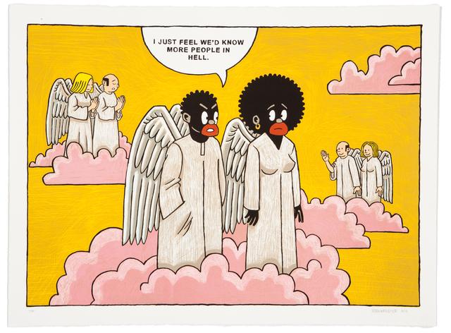, 'In Heaven,' 2011, Galerie Ernst Hilger