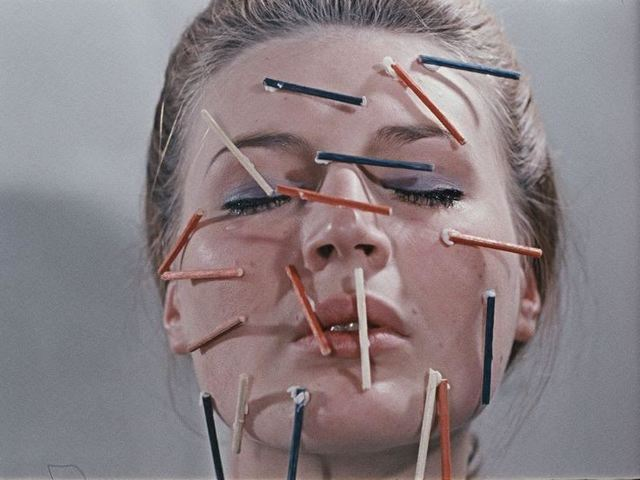 , 'Open Form – Game on an Actress's Face,' 1971, ŻAK | BRANICKA