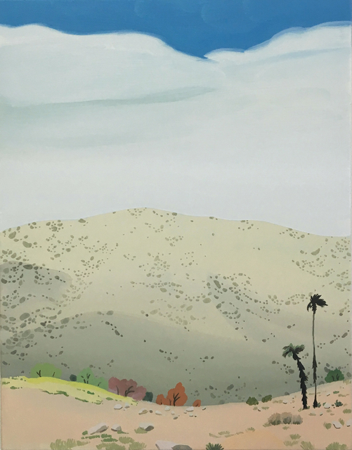 , 'Palms 1,' 2007, Gregory Lind Gallery