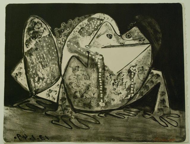 Pablo Picasso, 'Le Crapaud (The Toad)', 1949, John Szoke