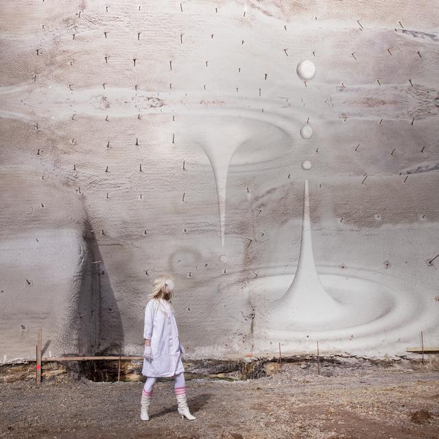 , 'Der Zeit-Raum als der Ab-Grund,' 2017, FELD+HAUS