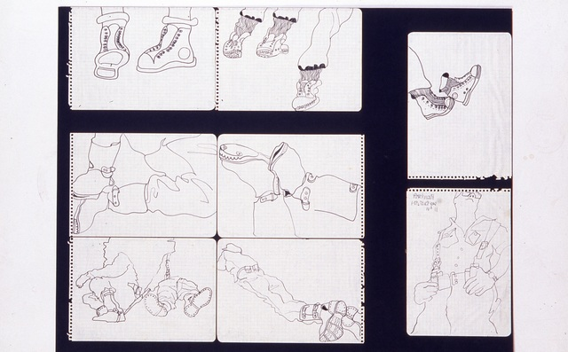 , 'Cuaderno Castillejos #5 (portrait historique nº 11),' 1965, Henrique Faria Fine Art